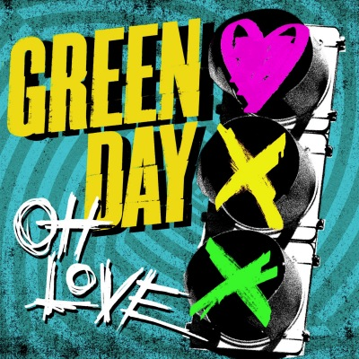 Green Day-Oh Love (single cover)