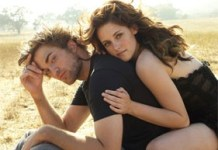 Kristen Stewart & Robert Pattinson