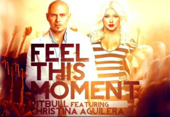 Pitbull feat. Christina Aguilera – Feel This Moment
