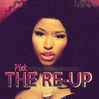 Nicki Minaj - The Re-Up cover