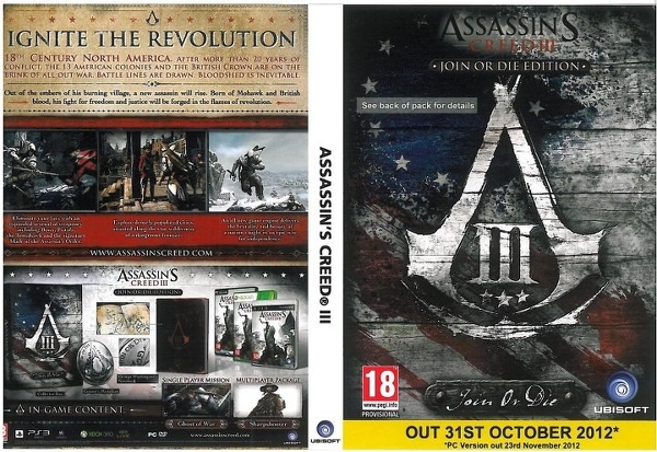 Assassin's Creed 3 για PC