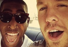 "Calvin Harris και Tinie Tempah ""Drinking From The Bottle"""