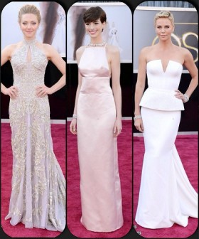 Oscars 2013 fashion