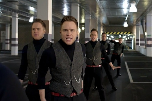 Olly Murs - Army Of Two video βίντεο