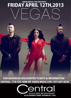 Vegas USA Tour 2013