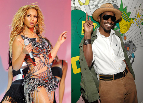 Beyonce & Andre 3000