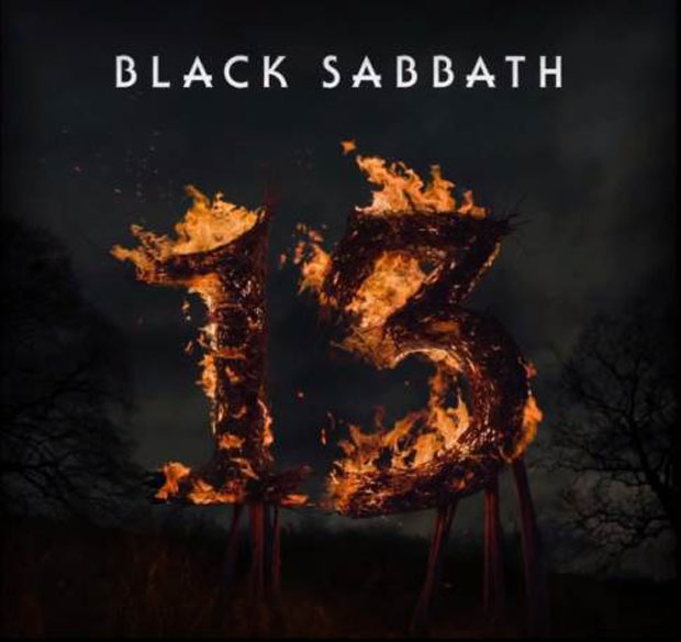 Black Sabbath « 13 » (artwork)