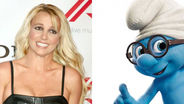 Britney Spears - The Smurfs 2