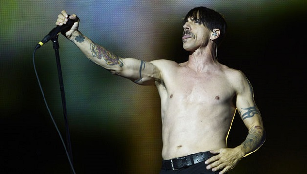 Red Hot Chilli peppers - Keidis