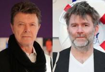 David Bowie and James Murphy