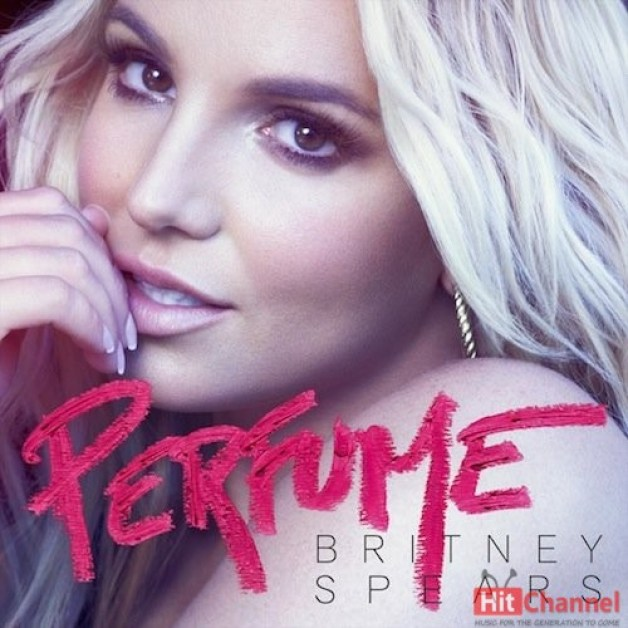 Britney Spears - Perfume | Single Cover