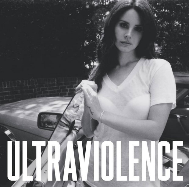 Ultraviolence Lana Del ray Album Cover