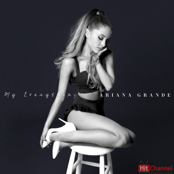Ariana Grande My Everything (Artwork) νέο άλμπουμ