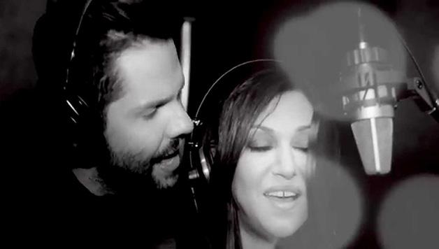 Γιώργος Τσαλίκης & Καίτη Γαρμπή - Να σε ζηλεύουν πιο καλά (video clip)