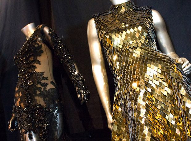 Beyonce Rock and Roll Hall of Fame Exhibit