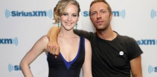 Jennifer Lawrence & Chris Martin