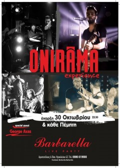Onirama @ Barbarella - Hit Channel