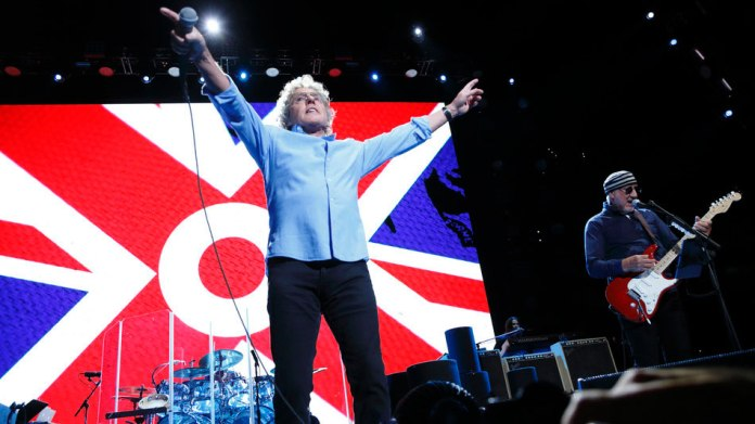 Οι The Who πάνε στο Glastonbury festival