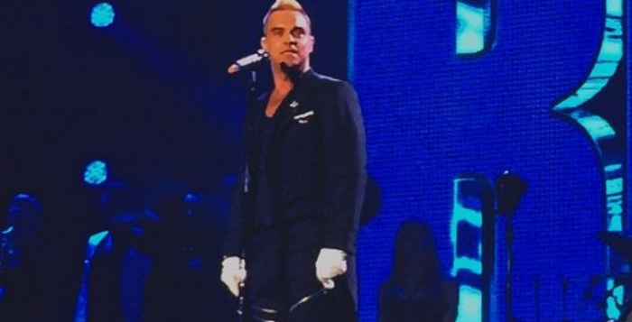Robbie Williams @ RockWave Festival 2015 - Hit Channel
