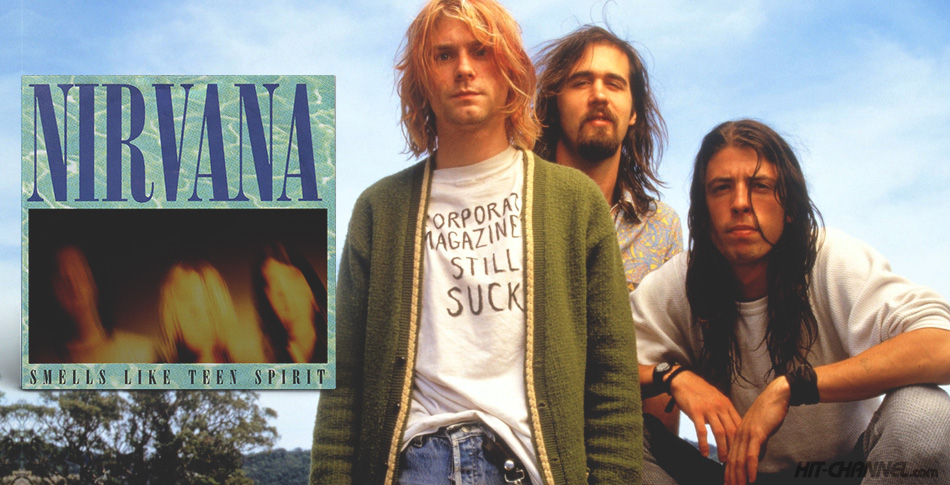 Nirvana - Kurt Cobain - Smells Like Teen Spirit - Hit Channel