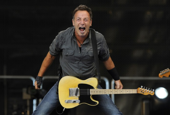 Bruce Springsteen - Hit Channel