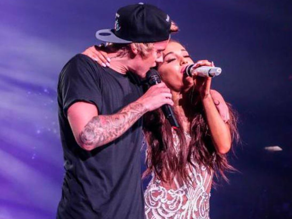 """Justin Bieber και Ariana Grande μαζί για ένα remix του """"What Do You Mean?"""";"""