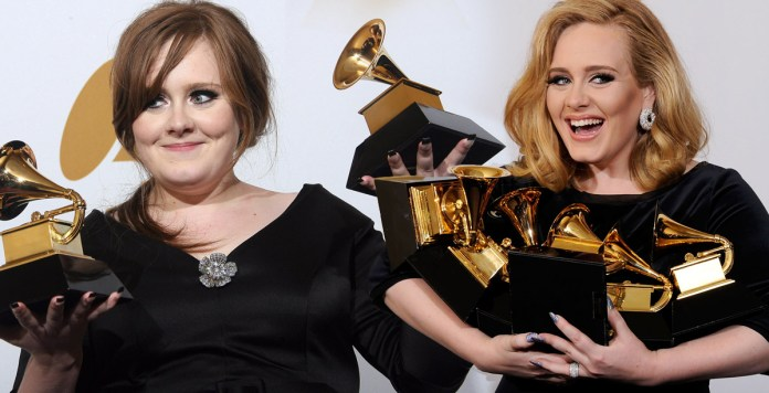 Adele 2009 vs 2015 - Hit Channel