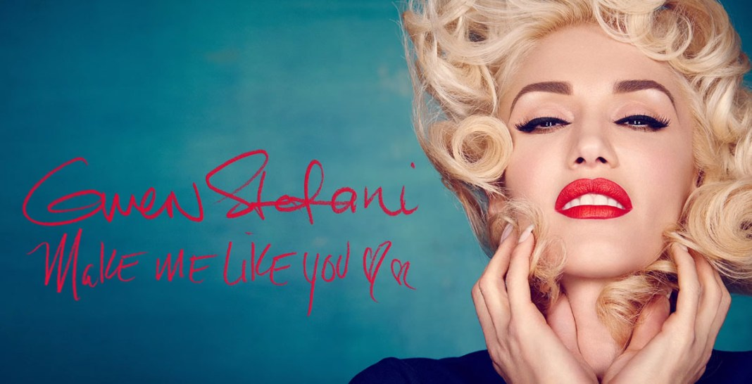 Gwen Stefani - Make me like you (2016) - Hit Channel