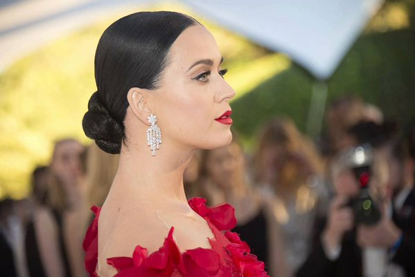 Katy Perry Cannes