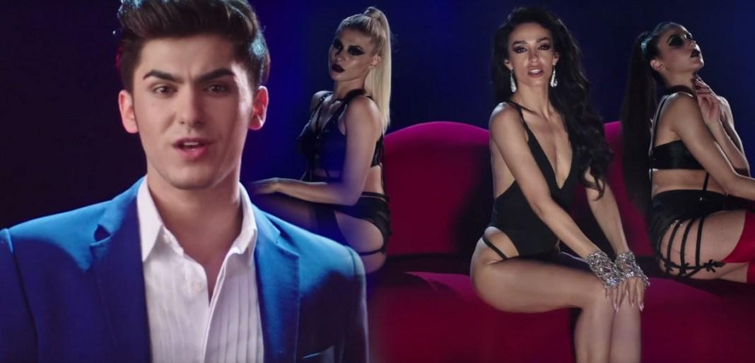 Butrint Imeri - Ελένη Φουρέιρα - Eleni Foureira - Delicious (video clip) - Hit Channel