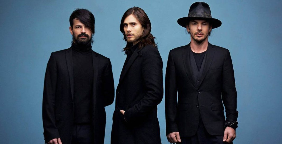 Thirty Seconds To Mars - 30 Seconds To Mars - Jared Ledo - Hit Channel