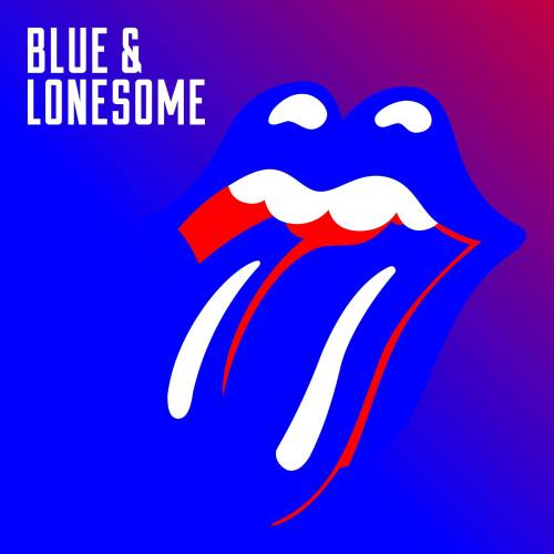 The Rolling Stones - Blue & Lonesome (official album cover 2016) - Hit Channel