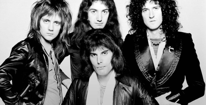 Queen band - Freddie Mercury - Hit Channel