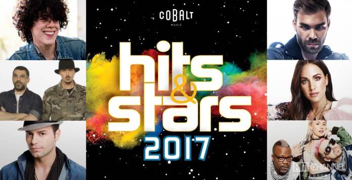 Hits & Stars 2017 - LP - Γιώργος Σαμπάνης - Goin' Through - Claydee - Μαλού - Vegas - Hit Channel