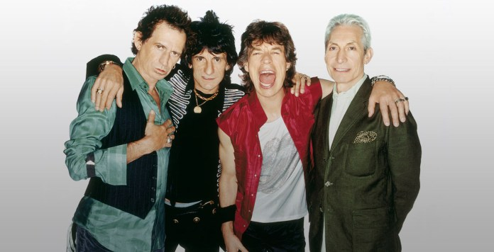 The Rolling Stones (Mick Jagger - Keith Richards) - Hit Channel
