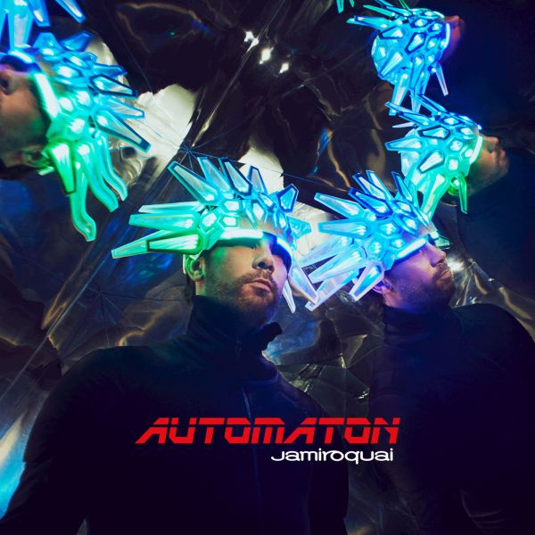 Jamiroquai - Automaton (Album cover 2017) - Hit Channel