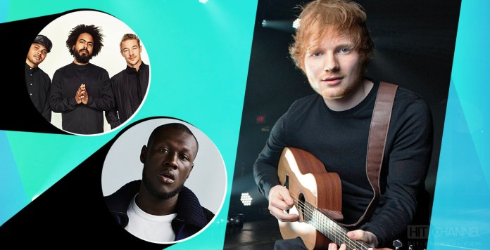Ed Sheeran - Major Lazer - Stormzy - Hit Channel