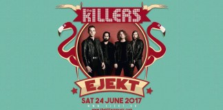 The Killers - Ejekt Festival Athens 2017 - Hit Channel