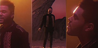 The Weeknd ft Daft Punk - I Feel It Coming (video clip) - Hit Channel