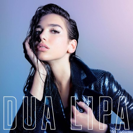 Dua Lipa (debut album cover 2017) - Hit Channel
