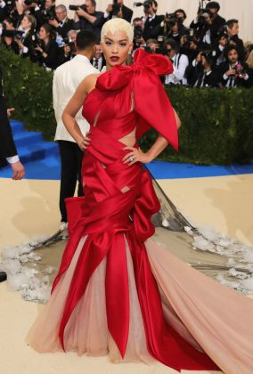 Rita Ora - Met Gala 2017 - Hit Channel