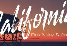 California - Pink Noisy & Anduze - Hit Channel