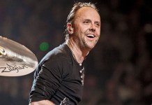 Lars Ulrich - Metallica - Hit Channel