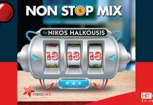 Non Stop Mix 13 by Nikos Halkousis (cover) - Hit Channel
