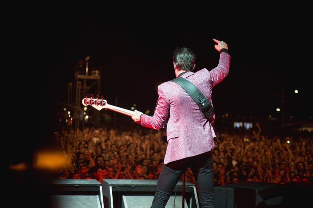 The Killers - EJEKT Festival - Athens Greece (24-06-2017) - Hit Channel