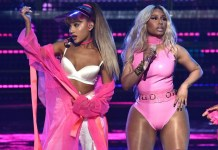 Ariana Grande - Nicki Minaj - MTV Video Music Awards - VMA 2016 - Hit Channel