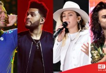 Coldplay (Chris Martin) - The Weeknd - Miley Cyrus - Harry Styles - Hit Channel