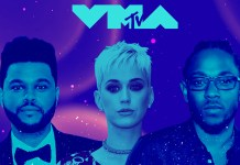 MTV Video Music Awards 2017 - The Weeknd - Katy Perry - Kendrick Lamar - Hit Channel