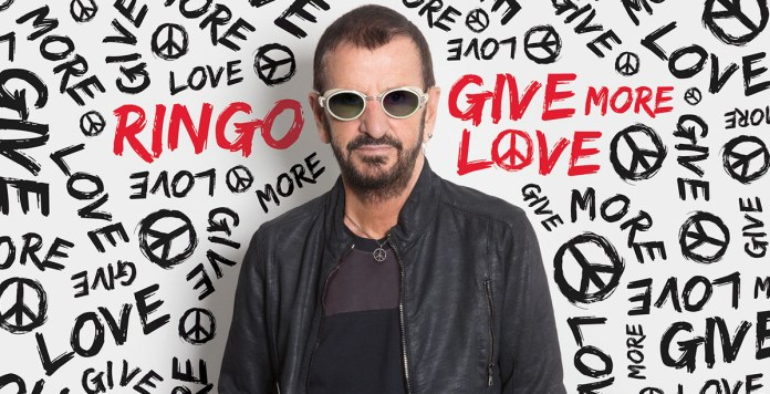 Ringo Starr - Give More Love - Hit Channel