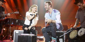 Shakira - Chris Martin (Coldplay) - Hit Channel